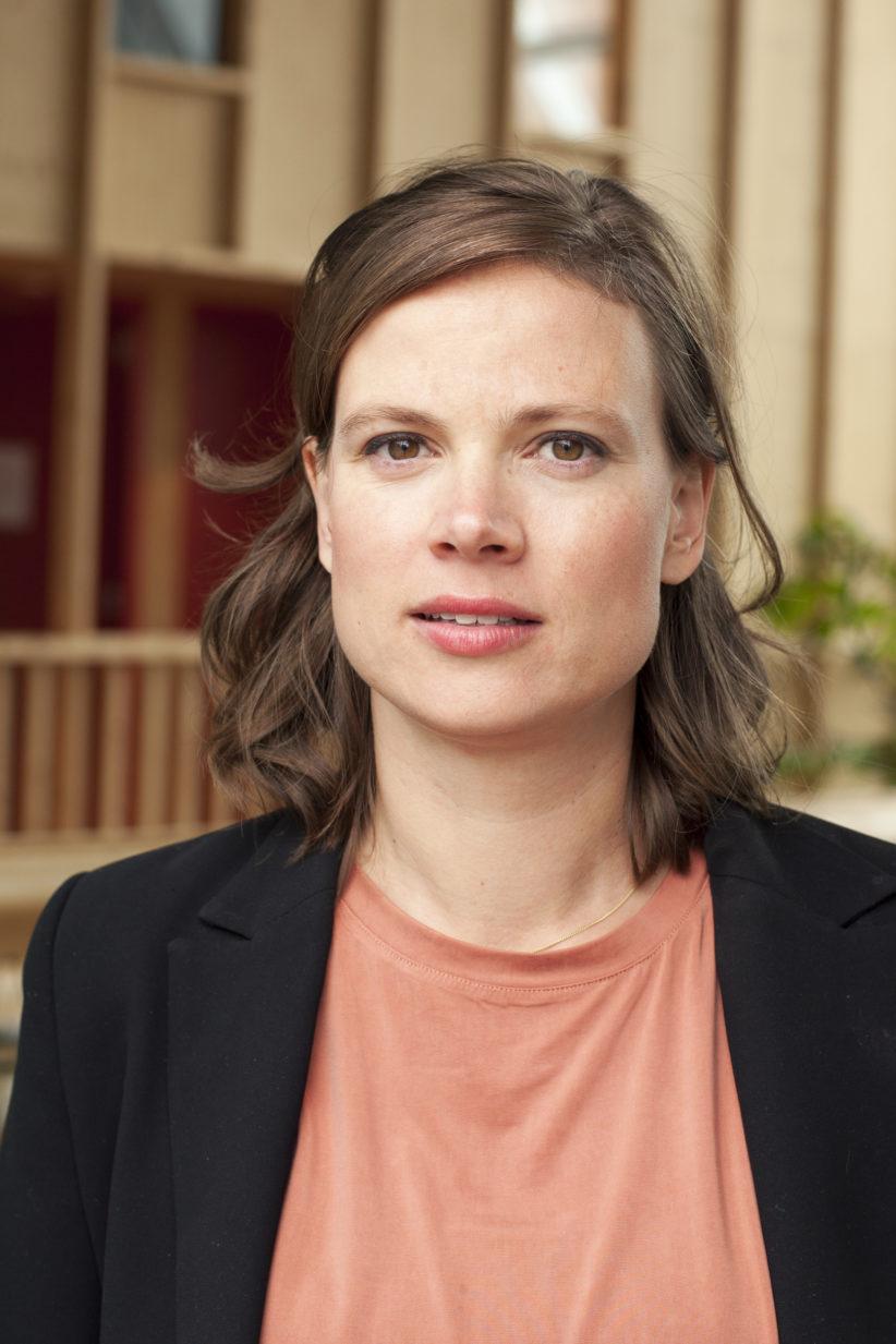 Nora van der Linden, directeur en adviseur sociale innovatie