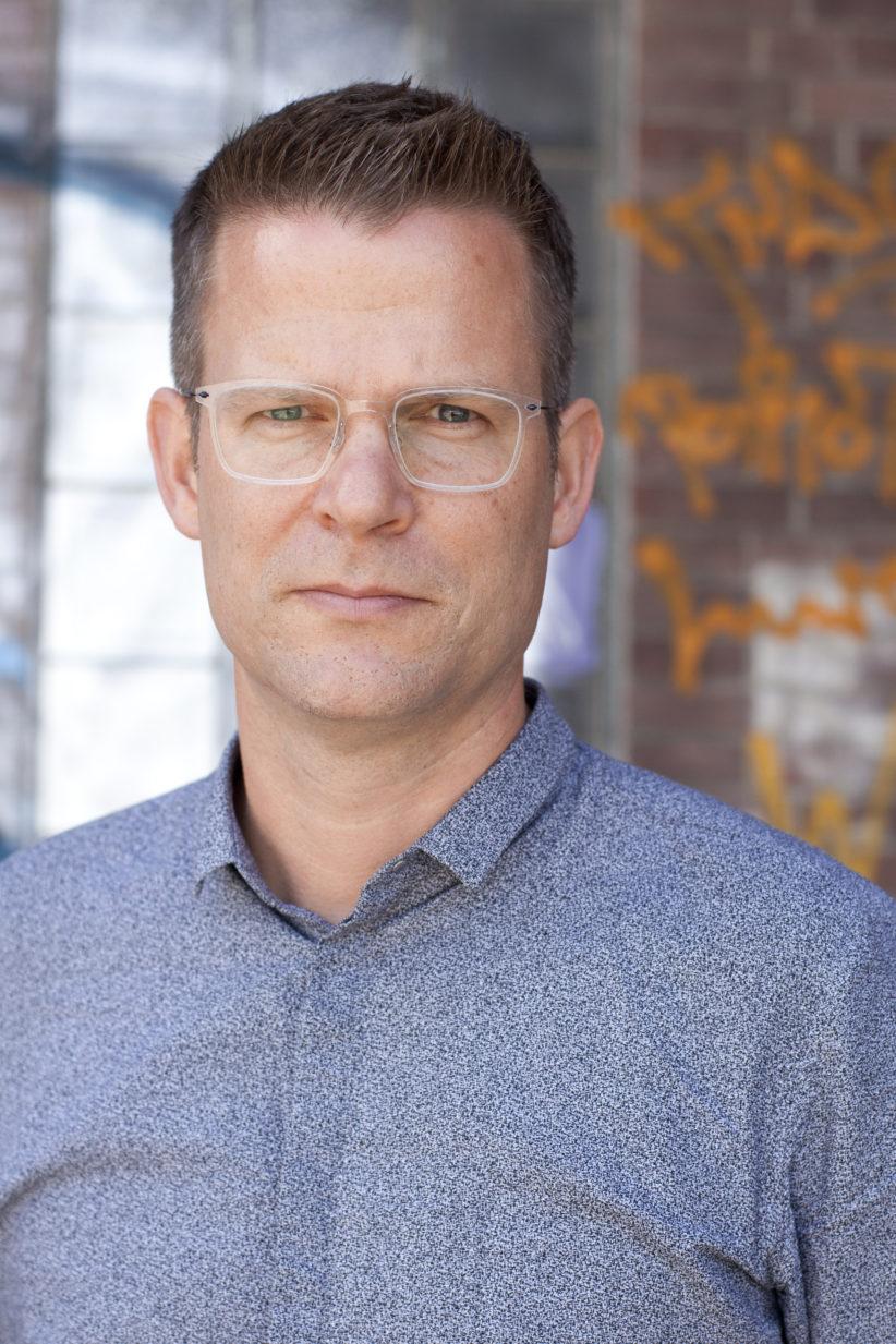 Paul Keller, voorzitter en adviseur auteursrechtenbeleid