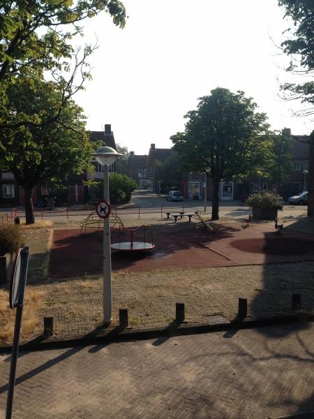 De wijk Amsteldorp in Amsterdam