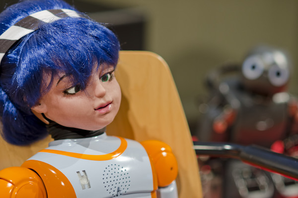 Zorgrobot Alice