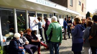 Team Amsteldorp en Wetbuurt verzamelt kennis over de buurt en haar bewoners.