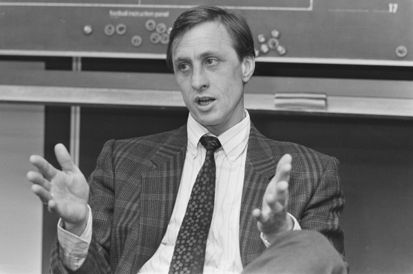Cruyff in 1987