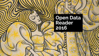 Cover van Open Data Reader 2016