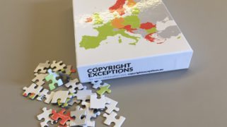 Copyright exceptions in Europe are a tricky puzzle ...