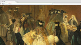 Art Up Your Tab: erfgoed in je browser