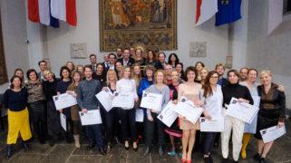In het Utrechtse Academiegebouw staat een nieuwe generatie leiders in de cultuur op.