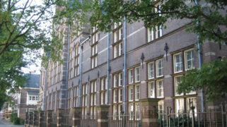 Het Gymnasium Haganum in Den Haag