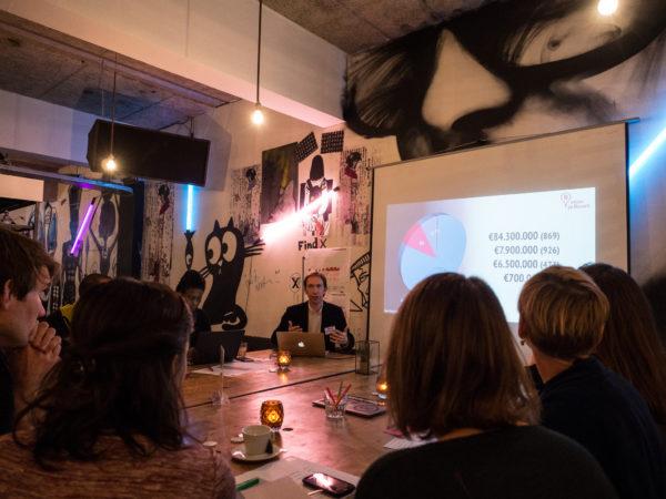 Martijn Arnoldus van crowdfundingplatform Voor je Buurt aan het woord