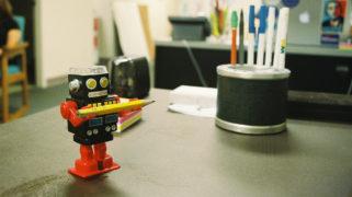 Kan in de toekomst een robot de taak van een rechter overnemen?