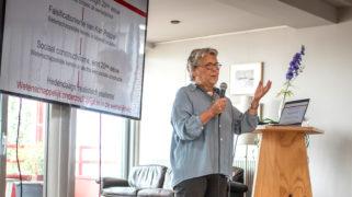 Wetenschapsfilosoof en socioloog Trudy Dehue