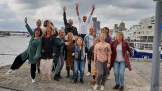 Een nieuwe groep ambitieuze Rotterdamse docenten is klaar om te starten met de leergang Broedplaats010.