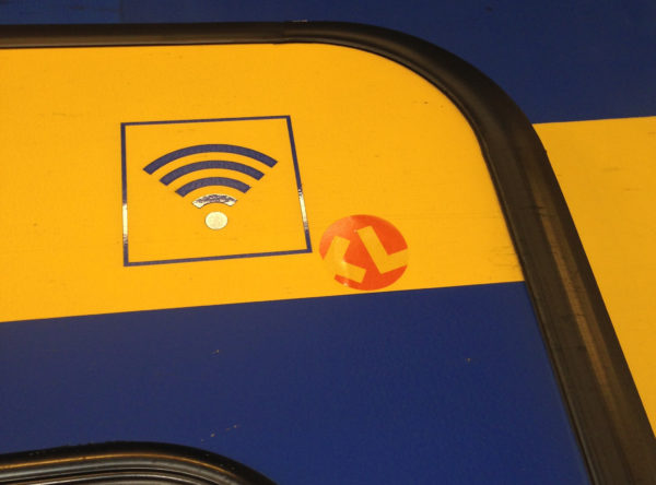 Wifi in trains