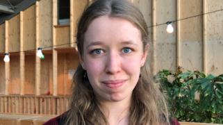 Emma Vermeulen, student Onderwijskunde en stagiaire bij KL.