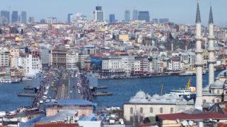Miljoenenstad Istanbul kent veel uitdagingen op het gebied van mobiliteit.