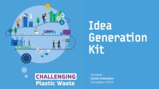 De EUSIC Idea Generation Kit helpt je bij het aanscherpen van je idee.