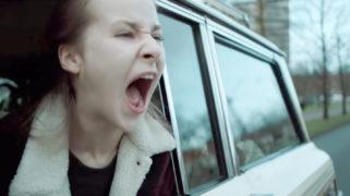 Still uit 'Vechtmeisje', de nieuwste speelfilm van regisseur Johan Timmers.