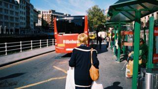 Bilbobus in Bilbao
