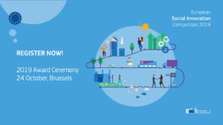 Awards Ceremony European Social Innovation Competition 2019