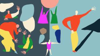 Illustraties gemaakt voor Leven Lang Leven
