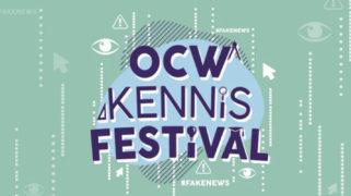 Logo OCW Kennisfestival