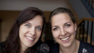 Lauke Bisschops en Freya Angenent (specialisten ouderengeneeskunde)