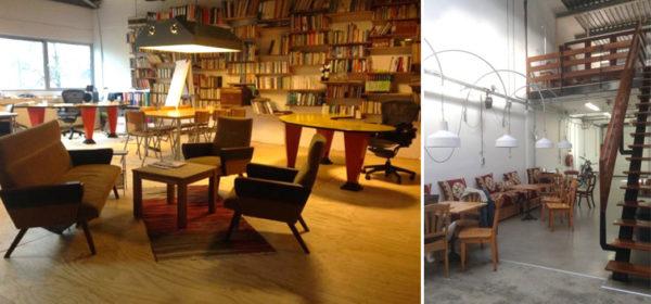 De Diemerstudios, ons nieuwe kantoor.