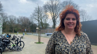 Babs Sirach, locatiedirecteur van Spinoza20first