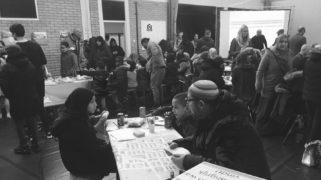 Buurtbudget-bijeenkomst in Amsterdam-Noord