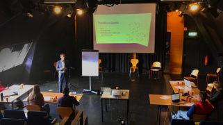 Martijn Arnoldus, oud-KL'er en oprichter van Social Finance Matters
