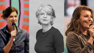 Frum, Anne Mieke en Sacha