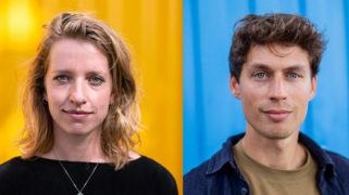 Emma Steenbergen en Wessel Kok